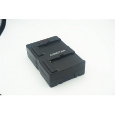 COMITAR V Mount Battery Adapter Plate for Sony NP-F970 F750 Battery Plate