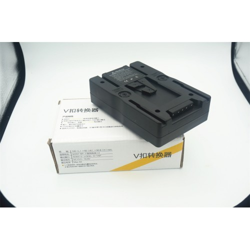 Mugast Camera Battery Adapter Plate,Battery Base Plate with Mounting Screws for Camera NP-F970 F550 F770 F970 F960 F750